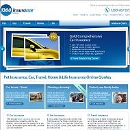 Visit 1300 Car Insurance