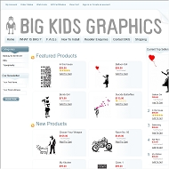 Big Kids Graphics