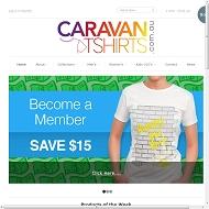 Caravan Tshirts