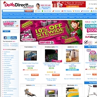 DealsDirect Coupons
