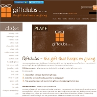 Gift Clubs