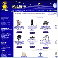 Golf Club Warehouse