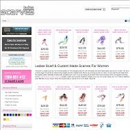 Ladies Scarves