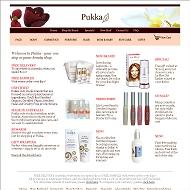 pukkaskincare.com