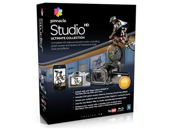 Visit Pinnacle Studio 14 Ultimate Collection