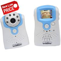 Visit LCD Screen Wireless Baby Monitor Camera