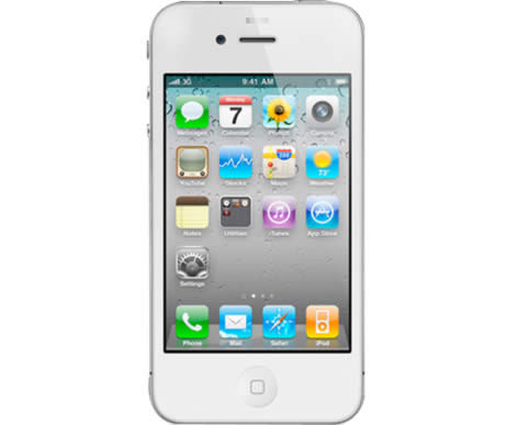 Visit Apple iPhone 4 16GB White