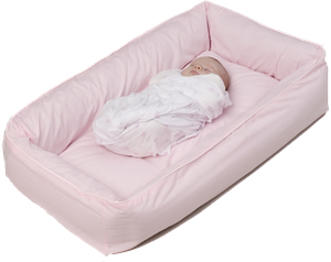 Visit Tetra Snuggle Bed - Pink