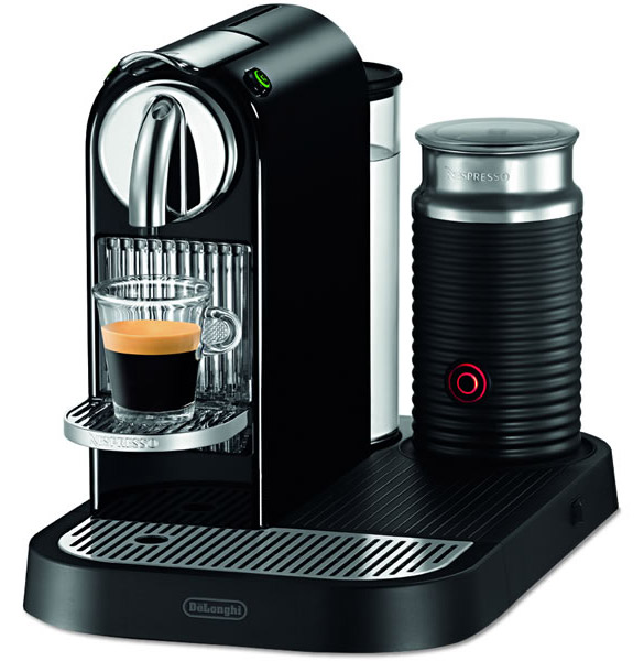 delonghi en265bae citiz and milk nespresso coffee machine. Black Bedroom Furniture Sets. Home Design Ideas