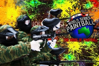 Visit Melbourne: Action Packed 4-hour Paintball Session