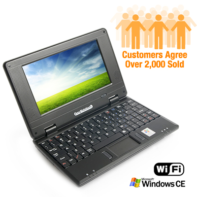 Visit EasyNotebook EPC P701 7inch Laptop Computer
