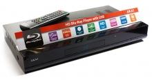 Visit AKAI Blu-ray Player with USB Input & 1080p DVD Upscaling