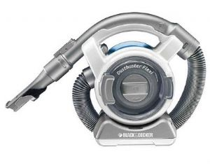 Visit Black and Decker Dustbuster Flexi Hand Vac with Power Brush Head