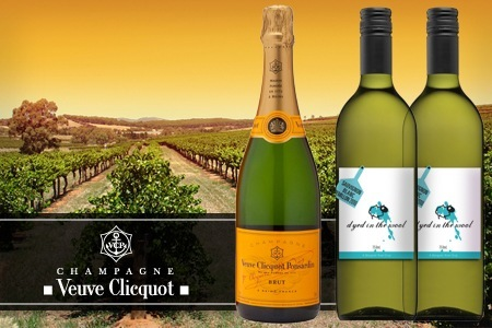 Visit Premium Champagne and Wine Package