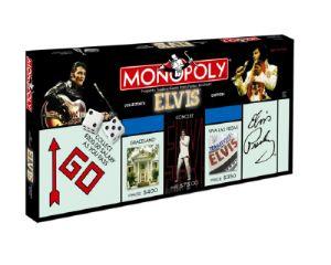 Visit Elvis Monopoly