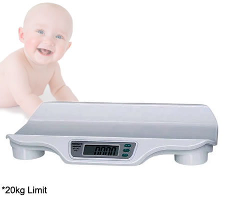 Visit Baby Electronic Digital Scale Weight Monitor