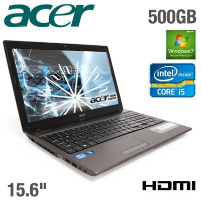 Visit Acer Aspire AS5750 Notebook
