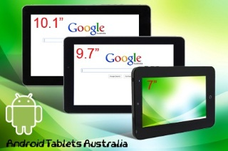 Visit Google Android Tablet Package