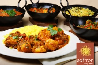 Visit Perth: Indian Feast for Two