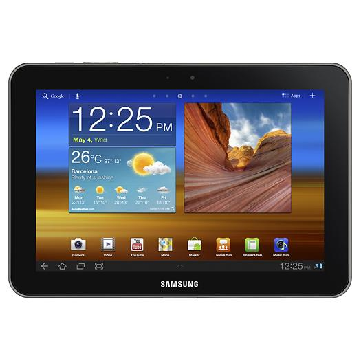 Visit Samsung Galaxy Tab 8.9 16GB WiFi