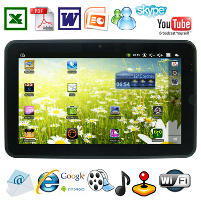 Visit NeoPad 10'' 4GB Touchscreen Tablet with Android