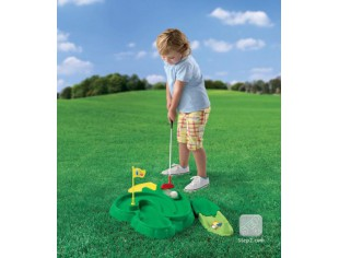 Visit Step 2 Double Play Sports Tee to Green Golf Set