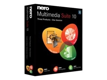 Visit Nero Multimedia Suite 10 for Windows