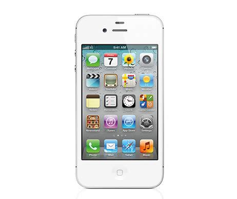 Visit Apple iPhone 4S 16GB White