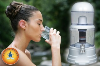 Visit Perth: Bench Top Water Filter