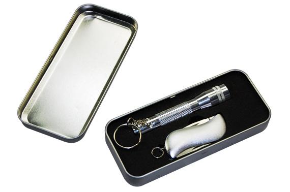 Visit Outdoor Travel Tool Kit - Torch + Multi-Function Tool