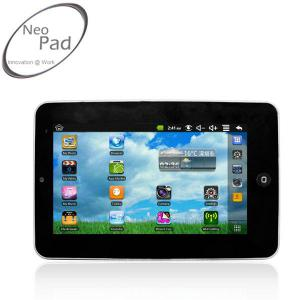 Visit NeoPAD 8650A 7'' Touch Screen Tablet