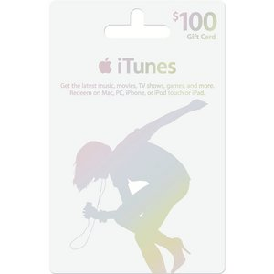 Dick Smith coupons: Apple iTunes $100 Gift Card