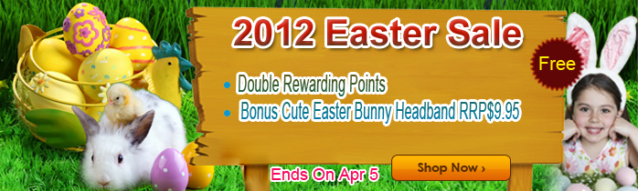 TopBuy coupons: Easter Sale