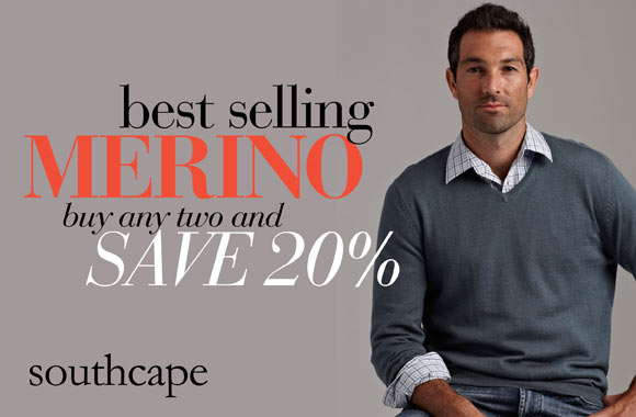 EziBuy coupons: 20% off Men's Knitwear