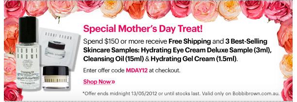 Bobbi Brown coupons: Free samples