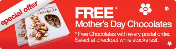 Adrenalin coupons: Guylian Chocolates for Mum