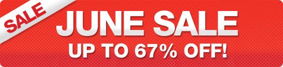 Adrenalin coupons: June Sale