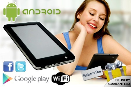 Groupon coupons: Revolutionary 7 Android 4 Tablet