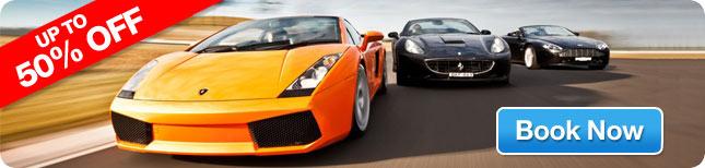 Adrenalin coupons: Last Minute Deal Alert - Ferrari Drive Days & More!