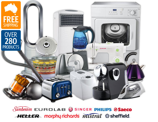 DealsDirect coupons: Free Shipping on ALL Appliances