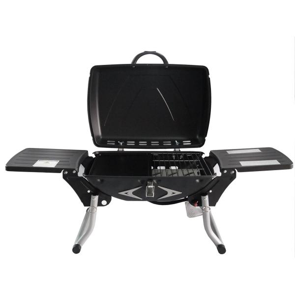 portable barbeque gas grill with regulator mini barbeque dealsdirect 20 11 2012. Black Bedroom Furniture Sets. Home Design Ideas