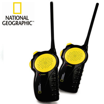 Visit National Geographic Outdoor Walkie Talkies