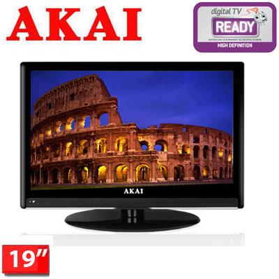 Visit Akai 48cm (19inch) HD LCD TV