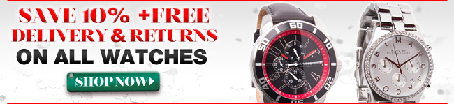 OO.com.au coupons: 10% off watches