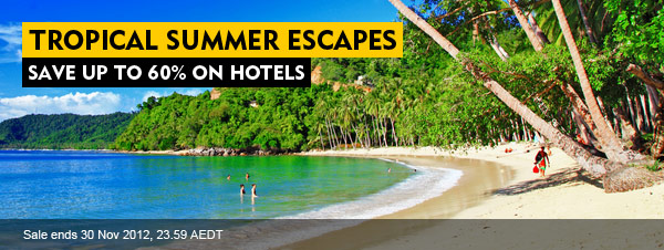 Expedia coupons: Summer Sale