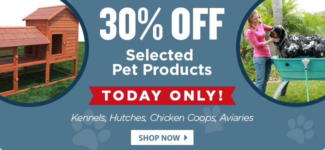 DealsDirect coupons: 30% off pet products