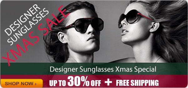 TopBuy coupons: Sunglasses Sale
