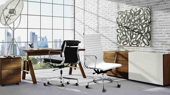 LivingStyles coupons: Eames Repro Office Chairs