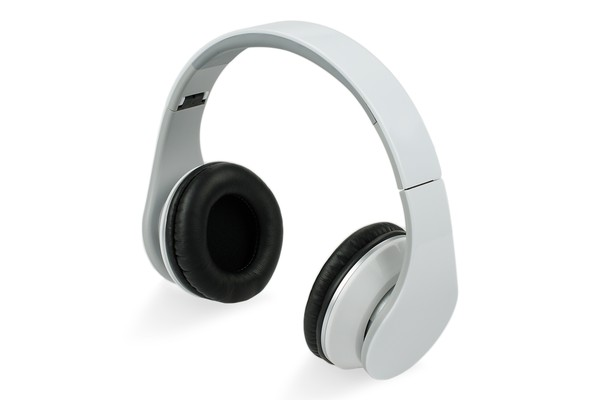 Visit Pro Urban DJ Studio Headphones (White)