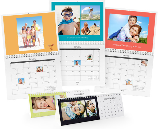 Snapfish coupons: 50% offall calendars